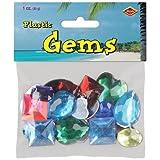 Beistle 57451 Plastic Gems