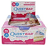 Americas #1 Favorite Protein Bar (NEW) Variety Pack 12- Bars