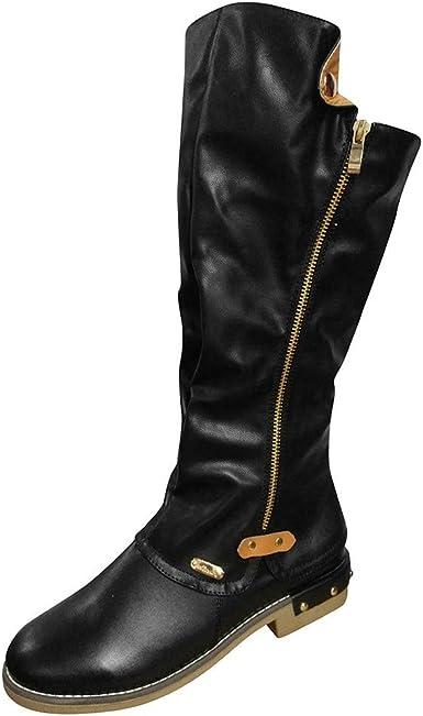 Jeramery Womens Boots Knee High Wide