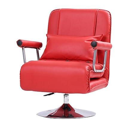 Brilliant Amazon Com Qidi Folding Chair Lounge Chair Computer Chair Bralicious Painted Fabric Chair Ideas Braliciousco