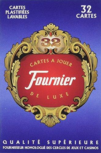 Fournier - F28518 - Jeu De Cartes - Belote - 32 Cartes