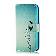 Landee The unique design PU Leather Wallet Stand Flip Case Cover for Samsung Galaxy S3 / Galaxy SIII i9300 (Color #4)