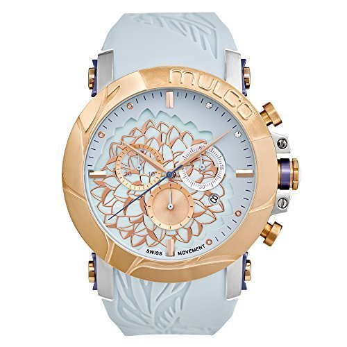 Mulco Le Fleur MW3-14067-413 Hortensia Collection Blue Ice Band