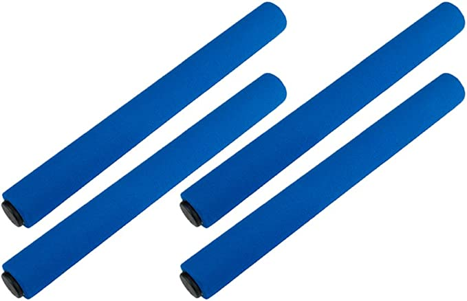 Gogo 4pcs Foam relay Batons sicurezza bastoni con interno in acciaio Core