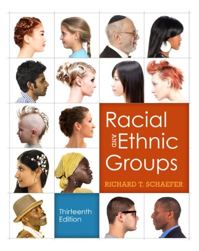 Pdf Social Sciences Racial and Ethnic Groups (13th Edition)