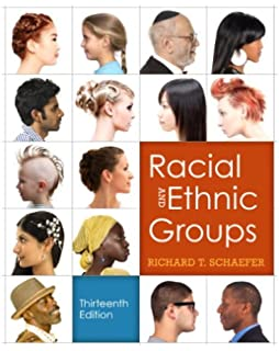 Racial and ethnic groups (13th (thirteenth) edition): amazon. Com.