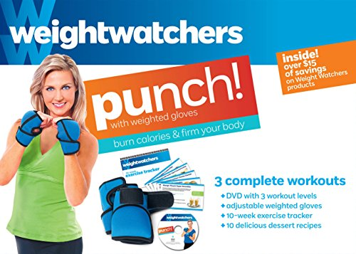 ANCHOR BAY Weight Watchers: Punch! 3 Complete Workouts by ANCHOR BAY