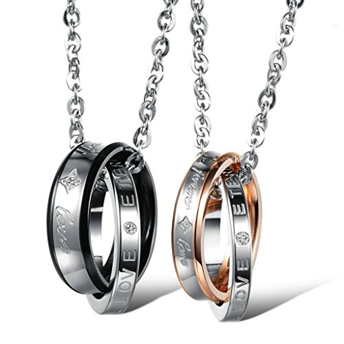 Hot Dog Costume Ebay (His & Hers Couple Stainless Steel Necklace Engraved
