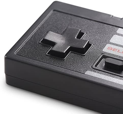 2 Pack Classic USB Controller for NES Gaming, miadore PC USB NES Controller Retro Game Pad Joystick Raspberry Pi Controller for Windows PC Mac Linux RetroPie NES Emulators 518Spj5bmrL