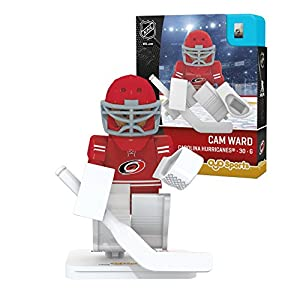 OYO Sports NHL Minifigure Carolina Hurricanes Cam Ward