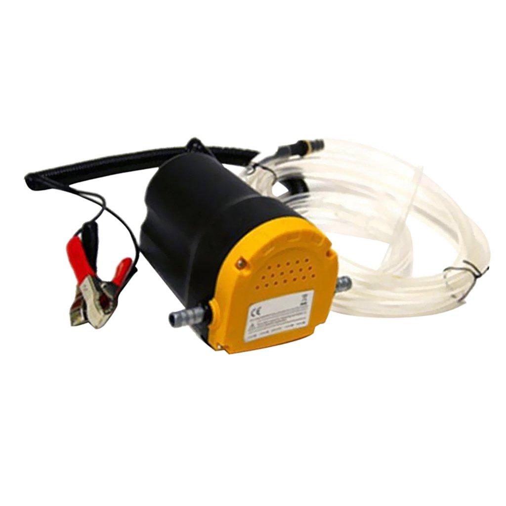 Jili Online New 12V Motor Oil Diesel Extractor Scavenge Suction Transfer Change Pump by Jili Online (Image #4)