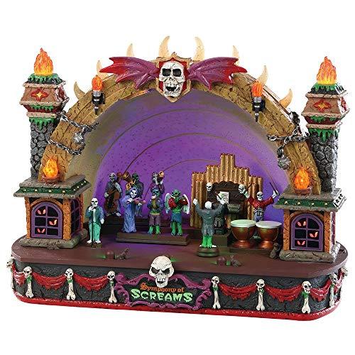 Lemax Halloween Village Symphony of Screams ()