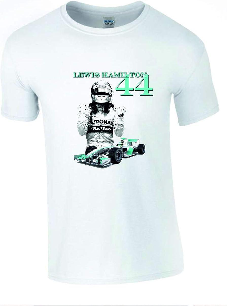 Super Lemon F1 Lewis Hamilton 44 Grand Prix F1 Motorsport Formula 1 Racing Driver 100% poliéster, gran regalo o regalo para cualquier fan de Fórmula Uno o Lewis Hamilton: Amazon.es: Ropa y accesorios