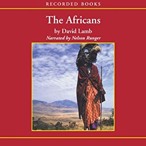 The Africans Audiobook