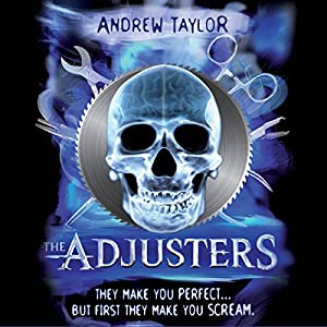The Adjusters Audiobook