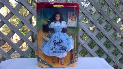 - Hollywood Legends Collection, Collector Edition, 1995 Barbie Dorothy in