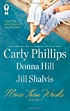 More Than Words, Carly Phillips and Donna Hill, 0373837631