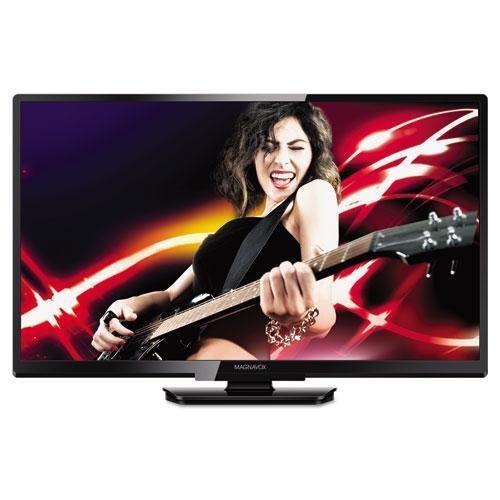 "Magnavox. LED HDTV, 31 1/2"", 720p, Black"