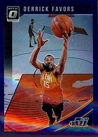 23d1a1565bbf4 Amazon.com: 2018-19 Donruss Optic Purple Basketball #83 Derrick ...