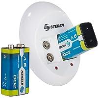 Steren Crg-250 Cargador De Baterias De 9V Nimh Y Nicd Pilas 9V