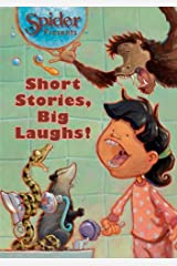 Spider Presents: Short Stories, Big Laughs! Kindle Edition