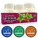 NRB Beauty Revival Lip Scrub 3 Piece Set - All