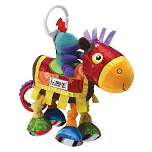 Lamaze Early Development Toy, Sir Prance A Lot (Discontinued by Manufacturer)