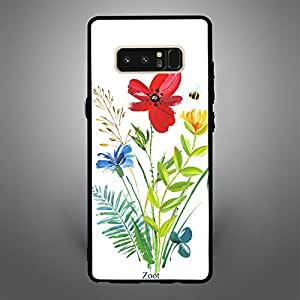 Samsung Galaxy Note 8 Flower Bee