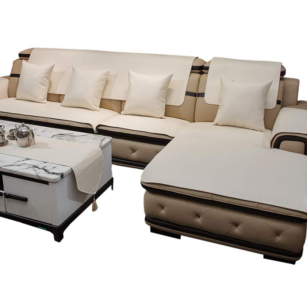 Surprising Amazon Com Kswd Leather Sofa Covers Couch Covers Inzonedesignstudio Interior Chair Design Inzonedesignstudiocom