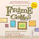 The Pocket Book of Frame Games: Hundreds of Mind-Bending Word Puzzles from the King of Brain Teasers!