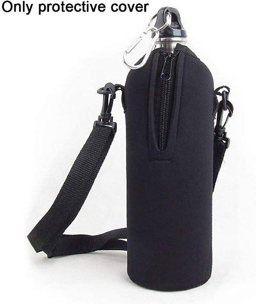 Botella Bidón Funda Aislante Sling Carrier Bolsa con Desmontable ...