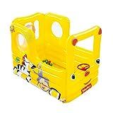 Fisher-Price 93506E School Bus - School Bus Inflatable, Yellow