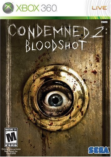 Condemned 2: Bloodshot - Xbox 360 by Sega - Condemned 2 Xbox 360