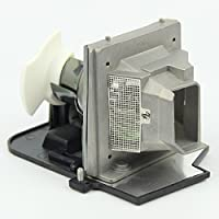 Emazne BL-FU180A/SP.82G01.001 Projector Replacement Compatible Lamp With Housing For Optoma DX2200 DS305 DS305R DX605 DX605R EP716 EP7161 EP7169 EP716MX EP716P EP716R EP716T EP719