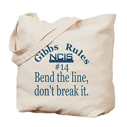 Gibbs Caqui 14 Lona Bolsa Medium Cafepress Rule HdUqwAc4