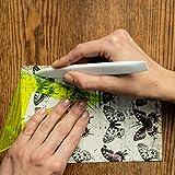 Mr HobNob Small Teflon Bone Folder - Handmade