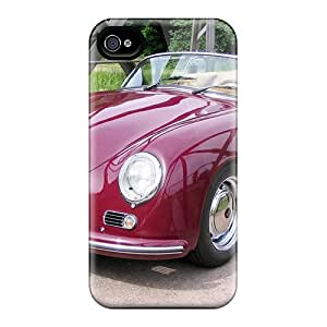 New Arrival Covers Cases With Nice Design For Iphone 4/4s- Porsche 356 Speedster