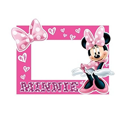 Amazon.com - Disney Minnie Mouse Too Cute 4 x 6 picture Frame -