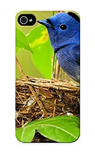 Ekejgg-2910-xbePW Anti-scratch Case Cover Fireingrass Protective Animal Bird Case For Iphone 5/5s