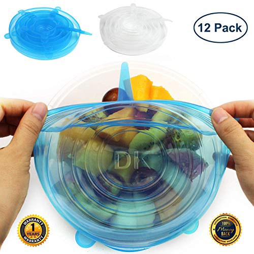 Silicone Stretch Reusable Container Leftover product image