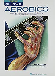 Troy Nelson Guitar Aerobics (Book & Cd) Gtr Book/Cd