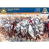 ITALERI 556125 1/72 Medieval Era Templar Knights ITAS6125