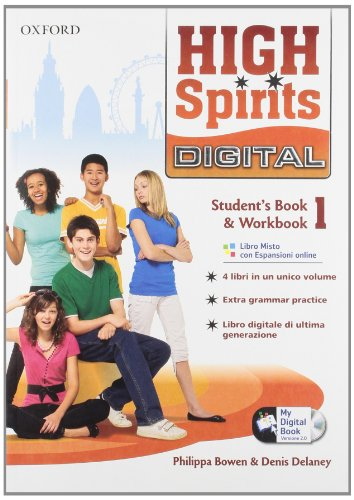 High spirits on holiday. In vacanza con l'inglese. Per la Scuola media! Con: High spirits on holiday. In vacanza con l'inglese. Per la Scuola media!: 1