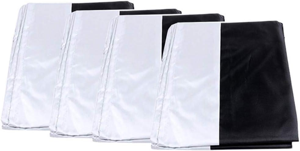 Vosarea 4 Stück Staubschutz Für Autoreifen 65 Cm Küche Haushalt