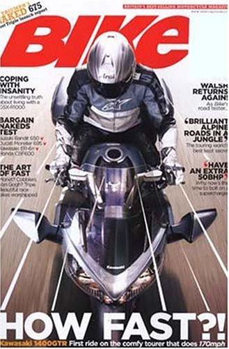 Bike : Britains Biggest Motorcycle Magazine