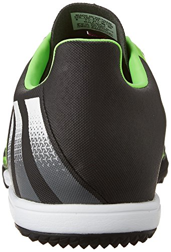 Scarpa Da Calcio Adidas Performance Mens Ace 16.2 Cg Nero / Bianco / Verde Shock