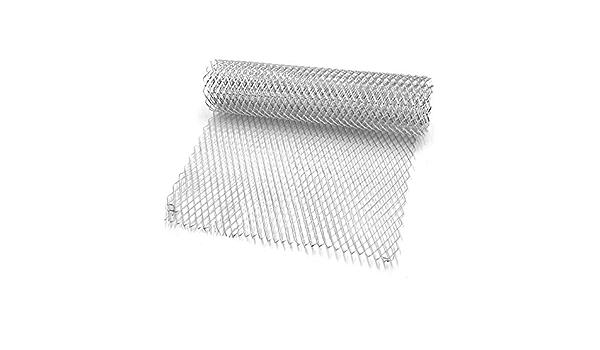 SELUXU Aleación Universal de Aluminio Rejilla Hoja de Malla ...