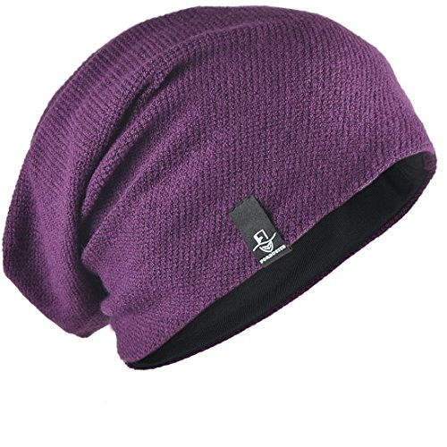 c1070387cb5 Jual FORBUSITE Slouch Beanie Hat for Men Women Summer Winter B010 ...