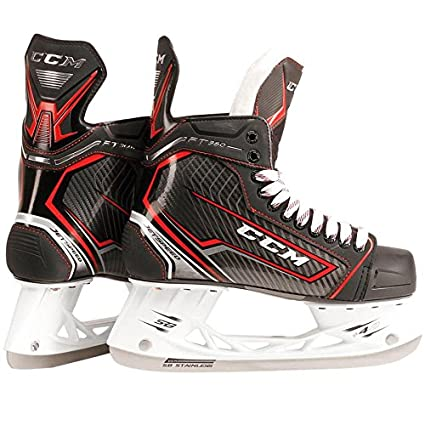 76ea50d59de Amazon.com   CCM Jetspeed FT360 Ice Hockey Skates (Senior)   Sports ...