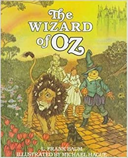 Image result for wizard of oz book 1982